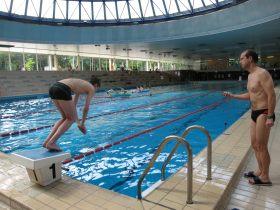 Montesson 78 photos des journ es d cathlon moderne en for Adresse piscine saint germain en laye